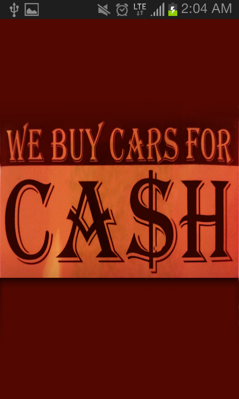Places That Buy Used Cars Not Running