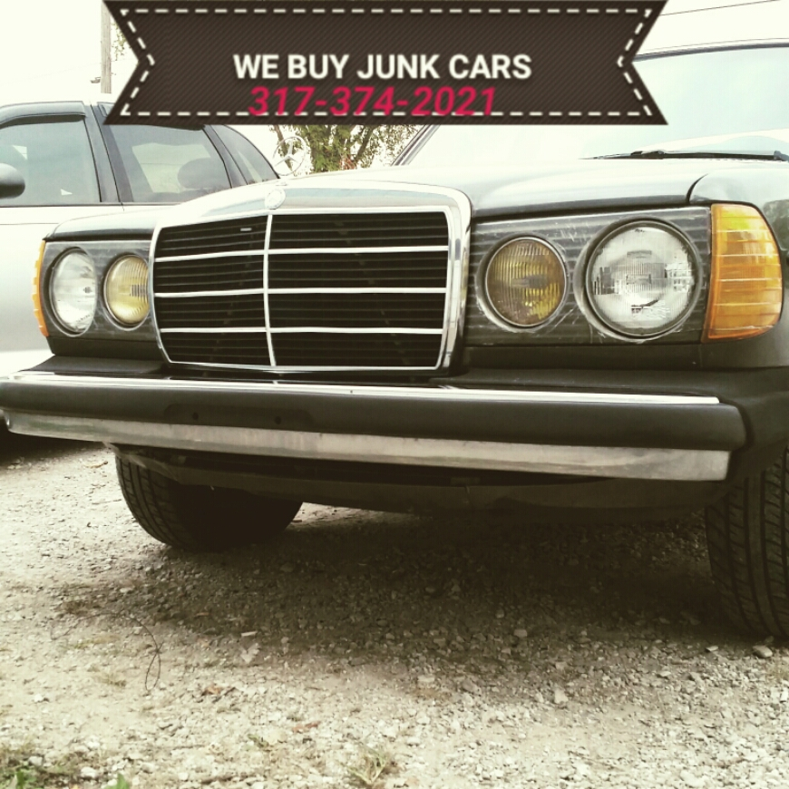 Cash For Junk Cars Indianapolis Ace Midtown 317-374-2021